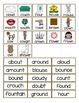 ou ow Word Sort- File Folder Word Sorts