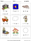 ou phonics lesson plans, worksheets and other teaching resources