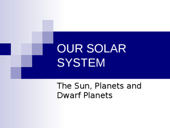 our solar system powerpoint