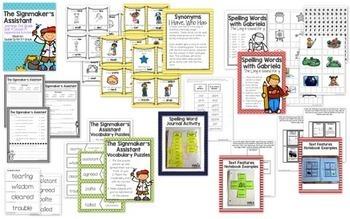 Journeys 2nd Grade Unit 4 Bundle Supplemental Activities