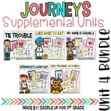 Journeys 2nd Grade Unit 4 Bundle Supplemental Activities