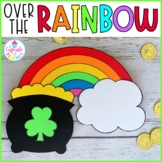 St. Patrick's Day Craft | Rainbow Craft