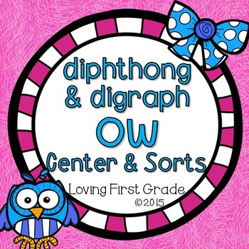 ow Words Center and Activities