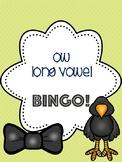 ow Long Vowel Bingo [10 playing cards]