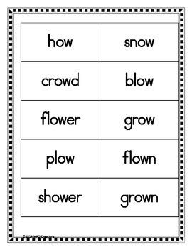 ow sound Musical Desks - 1st Grade Journeys Lesson 25