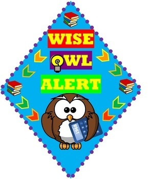 owl behavior chart tracking signs