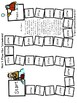 ow/ow Winter Themed Phonics Board Game (Orton-Gillingham)