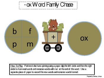 ox Word Family