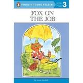 Fox on the Job – LISTENING & QUESTIONS - Decker ESL Book S