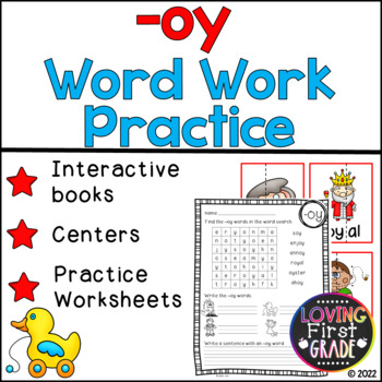 oy Diphthong Pack