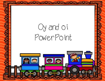 oy and oi PowerPoint