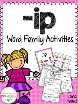 ip Family Activities
