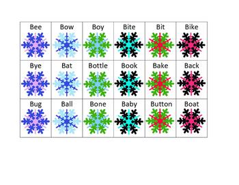 p, b, m Snow Globes