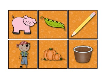 /p/ is for Pumpkin Sound Sort