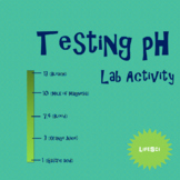 pH Lab Activity