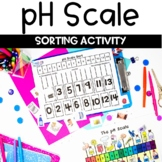 pH Scale Activity to use with your Acids and Bases Unit