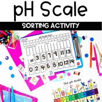 pH Scale Activity to use with your Acids and Bases Unit by ...