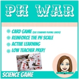 pH War Card Game