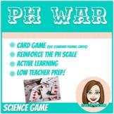 pH War Card Game