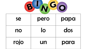 palabras frecuentes Espanol
