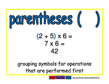 parentheses/parentesis prim 2-way blue/rojo