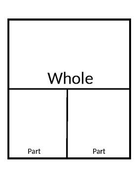 part, part, whole
