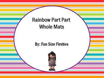 part part whole mats