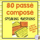 French speaking activity PASSÉ COMPOSÉ