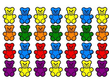 patterns with bears