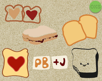 peanut butter and jelly SVG cut files, DXF, vector EPS cutting file