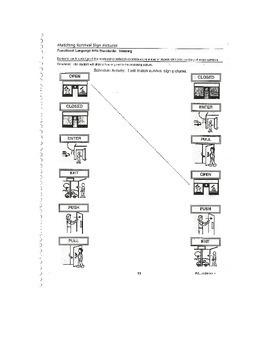 pecs worksheets 31-39