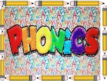 phonics booklet (microsoft word+printable)