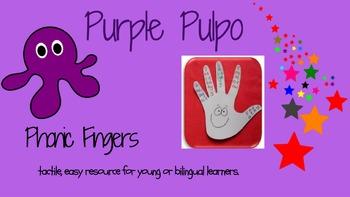 phonics fingers