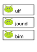 phonics screening revision pack - pseudo ( or alien/ nonsense) words