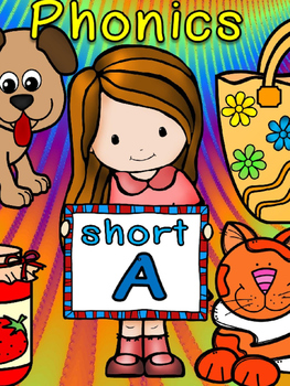 phonics short a