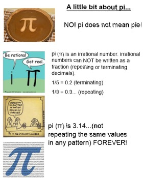 pi day notebook