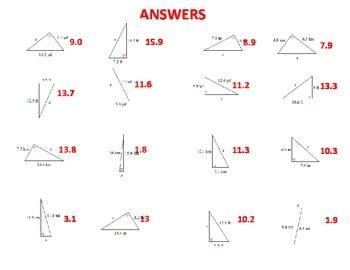 pick IT-flip IT-solve IT TABLE-TOP EDITION(pythagorean theorem)