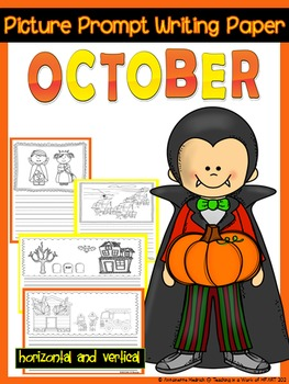 picture prompts October