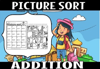 picture sort addition
