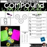 pineapple compound word craftivity