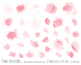 pink watercolor splotches, watercolor texture, background
