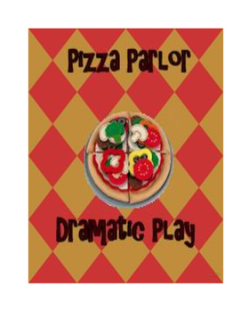 pizza dramatic play