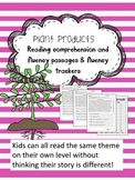 plant products fluency and comprehension leveled passages