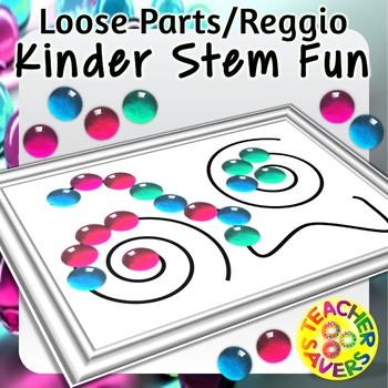 play dough or loose parts mats