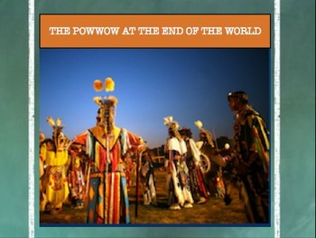 """Poetry Analysis--Drawing a Conclusion """"The Last Powwow at the End of the World"""""""