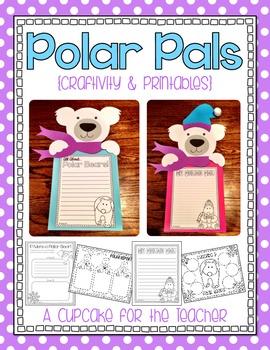Polar Pals {Craftivity & Printables}