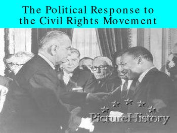 political response to the civil rights movement