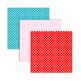 "polka dot digital paper in 48 colors, black and white 12""x"