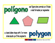 polygon/poligono geom 1-way blue/verde