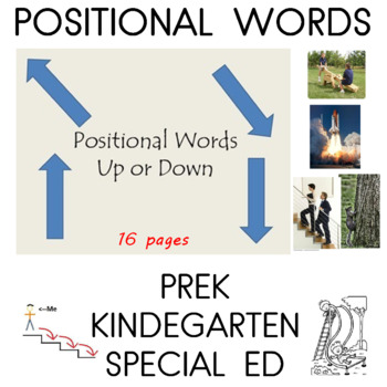 positional words up and down